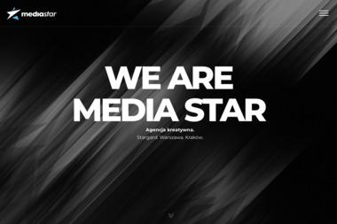 Media Star - Strony internetowe Stargard