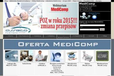 Leszek Zając Medicomp Usługi Informatyczne - Marketerzy Internetowi Strzelce Opolskie