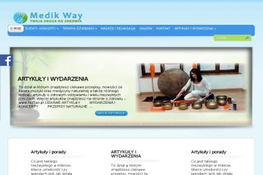 Medik Way Medycyna Naturalna - Masaże Lomi Lomi Kraków