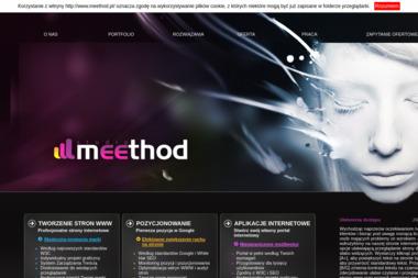 Meethod-Tworzenie stron internetowych - Strona www Skarżysko-Kamienna
