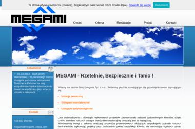 Megami Sp. z o.o. - Murowanie ścian Żary