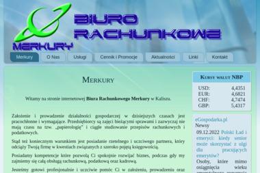 Biuro Rachunkowe Merkury - Firma Księgowa Kalisz