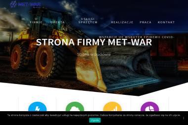 Met War Sp. z o.o. - Elektryk Radomsko