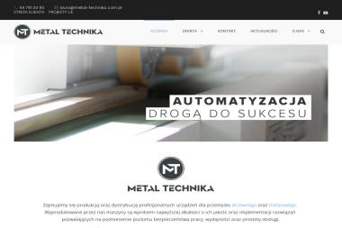 Metal-Technika. Rafał Cygan - Hydraulika Przedbórz