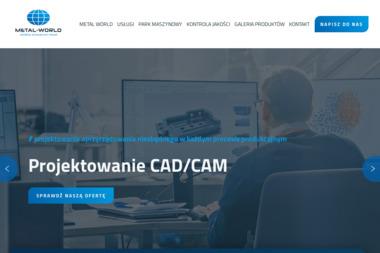 Przedsięb Prod Handlowe Metal World S.C. Krystyna Miłobóg Ryszard Miłobóg - Ślusarz Mełgiew