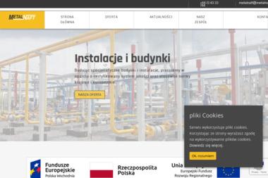 Zakład Produkcyjno-Usługowo-Handlowy Metalnaft Sp. z o.o. O/Osobnica. Zbiorniki, produkcja - Ślusarz Osobnica