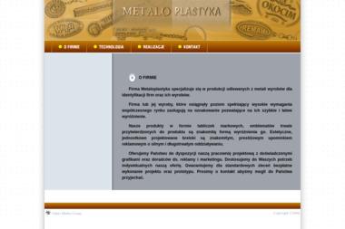 Metaloplastyka Bis S.C. Kamińska Aneta Adach Bogdan - Obróbka metali Malbork