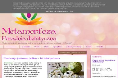 Poradnia Dietetyczna Metamorfoza. Dietetyk, poradnia dietetyczna - Dieta Odchudzająca Łaskarzew