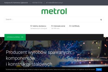 PPUiH Metrol S.J. J.Klimczuk - Konstrukcje stalowe Kamieniec Ząbkowicki