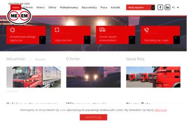 Mexem Sp. z o.o. - Transport Drogowy Suwałki