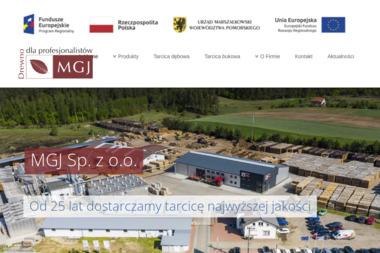 MGJ sp. z o.o. Tarcica, producent tarcicy, suszenie drewna - Tartak Leśniewo