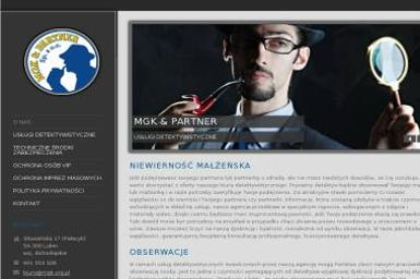 Mgk & Partner Sp. z o.o. - Detektyw Lubin