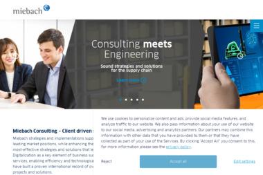 Miebach Consulting Sp. z o.o. - Projekty Domów Adamowice