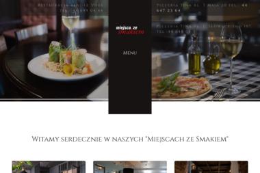 Pizzeria Tina - Catering Piotrków Trybunalski