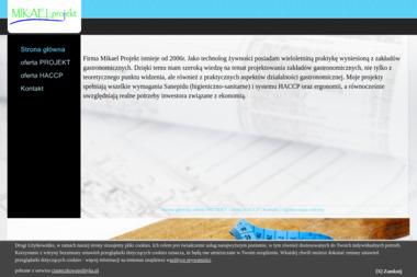 Mikael Projekt Projekty Technologiczne HACCP - Architekt Radom