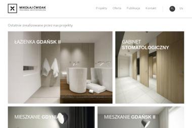 Mikołaj Ćwidak Pracownia Architektoniczna - Adaptacja Projektu Gotowego Gdynia