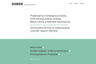 Paweł Mikosz Dobre Studio Projektowe - Projektowanie wnętrz Wrocanka