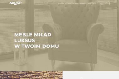 Adam Miłosz Firma Tapicerska Miład - Tapicer Żukowo