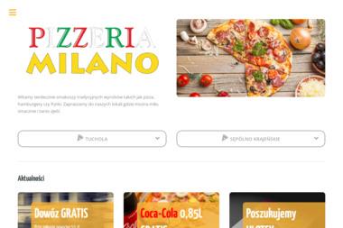 Pizzeria Milano - Catering świąteczny Sępólno Krajeńskie