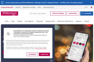 Bank Millennium S.A. - Kredyt hipoteczny Dąbrowa Górnicza