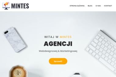 mintes - projektowanie stron www - Strony internetowe Chojnice