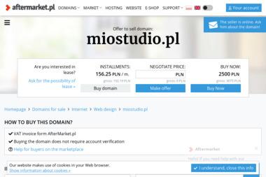 Miostudio - Adaptowanie Projektu Gdynia