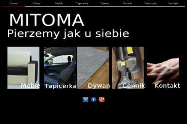 MITOMA - Pranie Tapicerki Meblowej Gdańsk