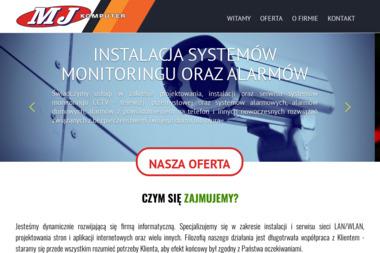 MJ Komputer Michał Prusak - Alarmy Wałbrzych