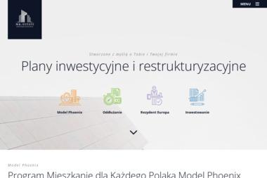 Mk Estate Sp. z o.o. - Wynajem nieruchomości Krotoszyn