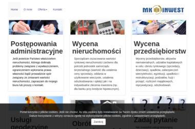 Mk Invest Mirosław Kawczyński - Wynajem nieruchomości Gdańsk