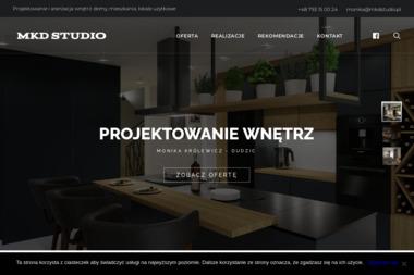 Mkd Studio Monika Królewicz Dudzic - Projektowanie wnętrz Sandomierz