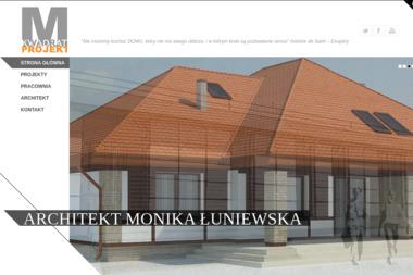 M Kwadrat Projekt. Architekt, projektowanie - Architekt Żyrardów
