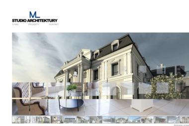 ML Studio Architektury. Biuro Architektoniczne - Usługi Projektowania Wnętrz Białystok