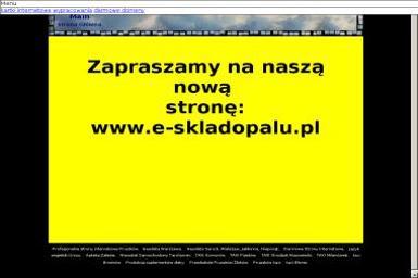 PPHU Alicja Soporowska - Skład węgla Czerwieńsk