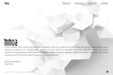 MMOA pracownia architektoniczna - Projekty Domów z Poddaszem Tychy