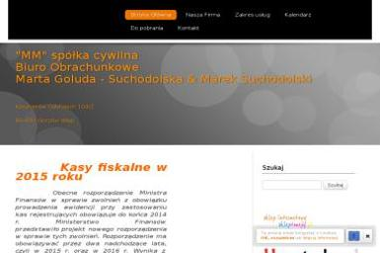 MM s.c. Biuro Obrachunkowe Marta Goluda-Suchodolska, Marek Suchodolski - Biuro rachunkowe Gorzów Wielkopolski