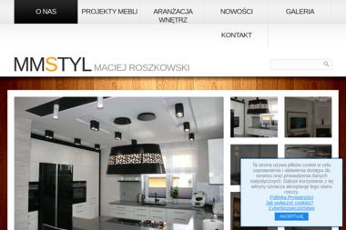 MMStyl Aranżacja i projektowanie wnętrz - Projekty Mieszkań Białystok