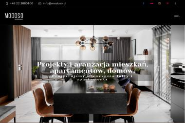Modoso Wioletta Serafin - Projektowanie Wnętrz Kraśnik