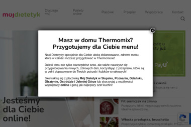 Mój Dietetyk-Poradnia. Dieta, dietetyka - Dietetyk Bydgoszcz