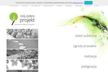 Pracownia Architektury Krajobrazu Mój Dobry Projekt Monika Drąg - Projekty Wnętrz Piwniczna-Zdrój