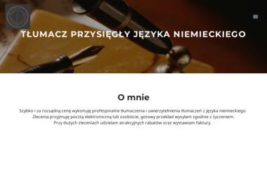 Mk Net Wioletta Kwiecińska - Tłumacz Języka Angielskiego Gdańsk