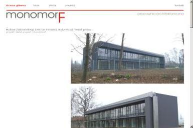 Monomorf Pracownia Architektoniczna - Projekty Wnętrz Katowice