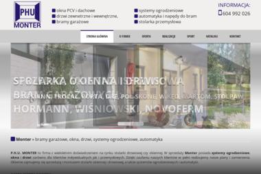 Przedsiębiorstwo Handlowo Usługowe Monter Tadeusz Copija - Stolarz Kurów