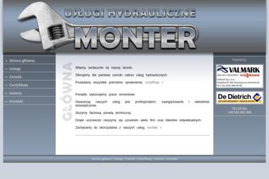 Monter - Hydraulik Piaseczno