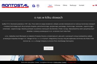 PPH Montostal Sp. z o.o. - Konstrukcje Inżynierskie Janikowo