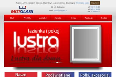 Sławomir Mitruczuk Mot Glass - Szklarz Łęczna