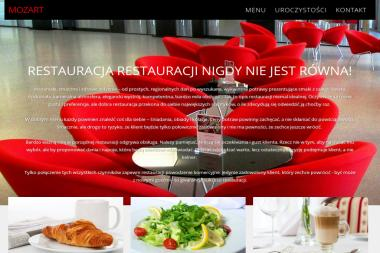 Mozart - Usługi Kulinarne Mroków