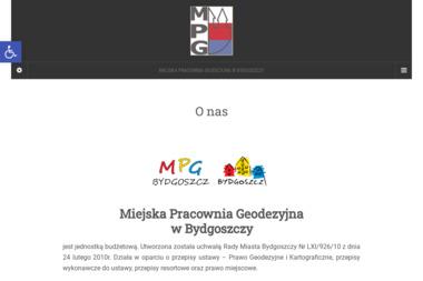Miejska Pracownia Geodezyjna w Bydgoszczy - Ewidencja Gruntów Bydgoszcz