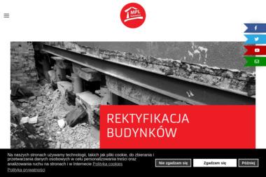 MPL Rektyfikacja Sp. z o.o. - Geodeta Katowice