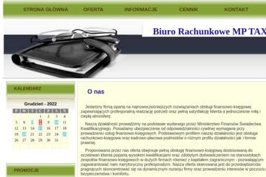 Biuro Rachunkowe Mp Tax Olga Podsiadło Dulik - Prowadzenie Kadr i Płac Mierzęcice